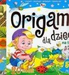 Origami dla dzieci. Na łące. czytam, poznaję, składam, bawię się