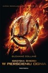 Igrzyska śmierci Tom 2. W pierścieniu ognia (okładka filmowa)