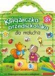 Książeczka przedszkolaka dla malucha od 3 lat