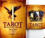 Tarot archetypowy. Książka + karty