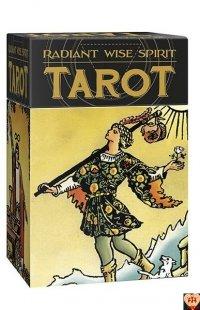 Radiant Wise Spirit Tarot, instr.pl