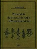 Przewodnik do oznaczania roślin z 376 miedziorytami
