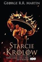 Starcie królów (okładka filmowa, oprawa twarda)