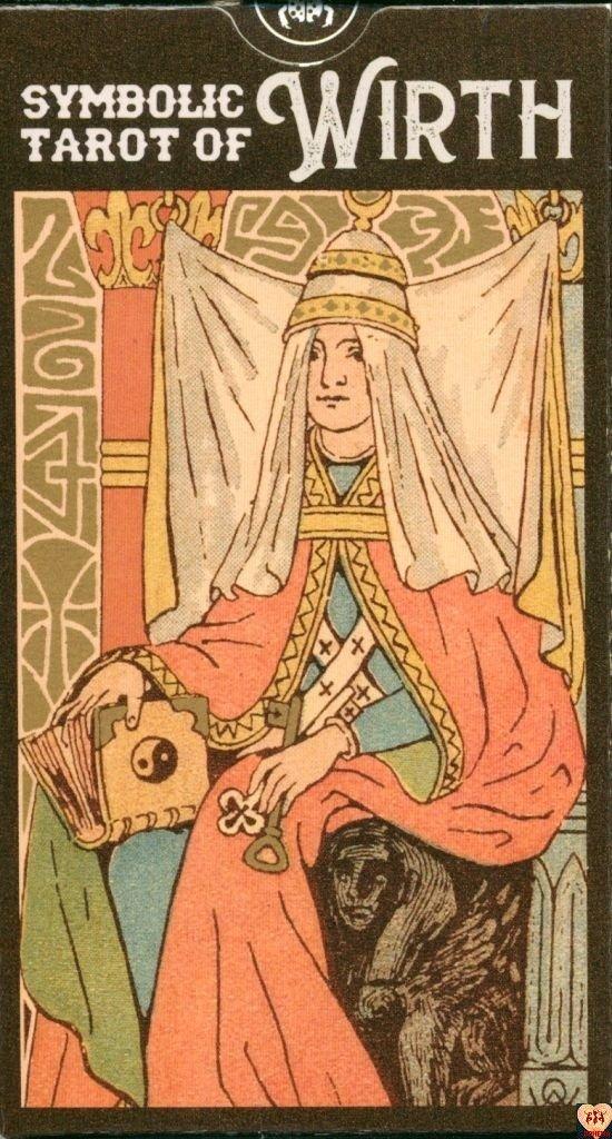 Symbolic Tarot of Wirth