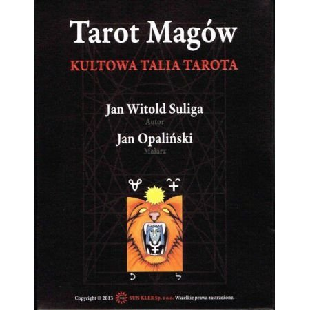 Tarot Magów - Jan Witold Suliga