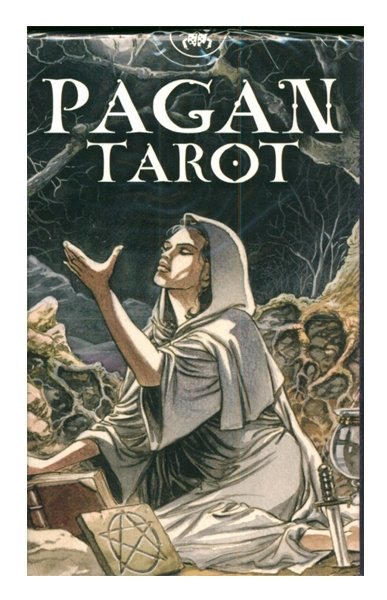 Pagan Tarot Borderless instr.pl
