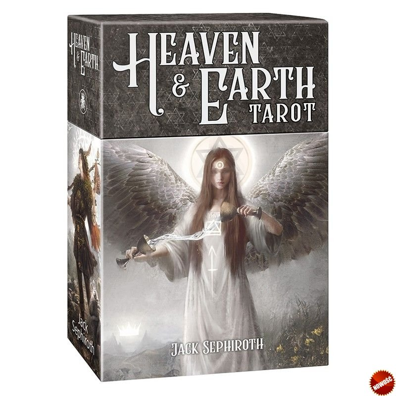 Heaven & Earth Tarot, instr.PL