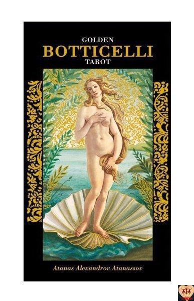 Golden Botticelli Tarot instrukcja po polsku