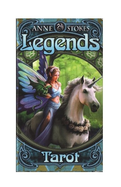 Legends Tarot Anne Stokes