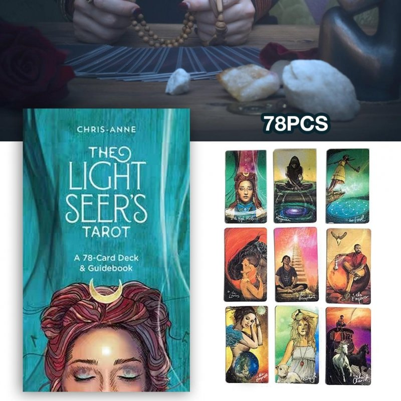 The Light Seer's Tarot