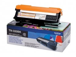 Toner Brother TN-320BK Oryginalny Black