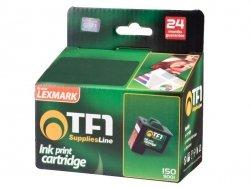 Tusz TFO L-100CXL zamiennik do Lexmark 100 XL Cyan 14N1069