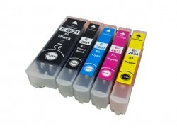 Tusz E2634 zamiennik do Epson 26XL Yellow T2634