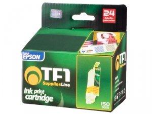 Tusz TFO E-714 zamiennik do Epson T0714 Yellow