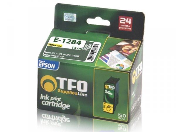 Tusz TFO E-1284 zamiennik do Epson T1284 Yellow