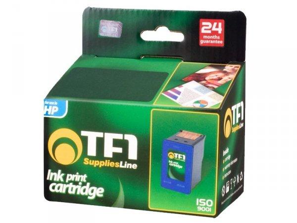 2-Pack Tuszy TFO H-350/351 XL  zamienniki do HP 350 XL Czarny CB336E i HP 351 XL kolorowy CB338E