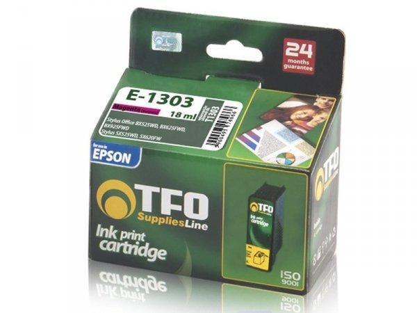 Tusz TFO E-1303 zamiennik do Epson T1303 Magenta