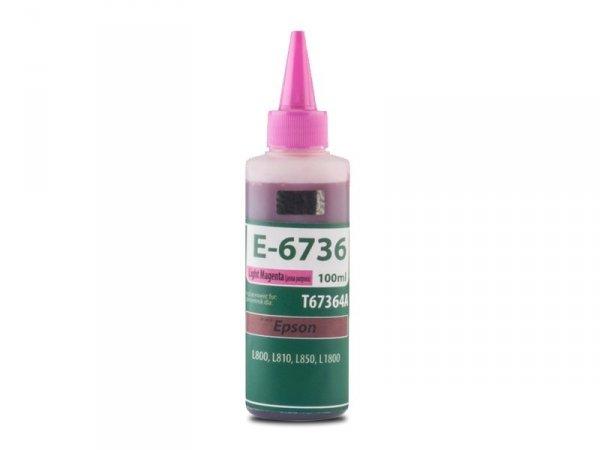 Tusz TFO E-6736 Light Magenta zamiennik do Epson T6736 LMa
