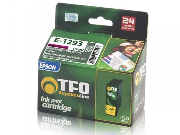 Tusz TFO E-1293 zamiennik do Epson T1293 Magenta
