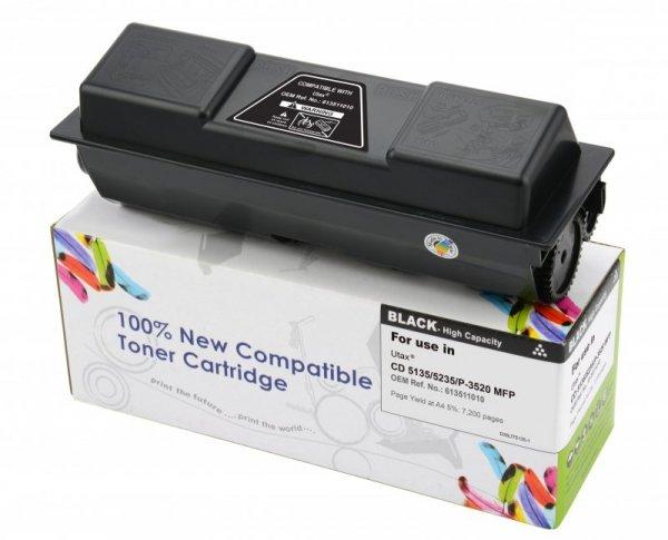 Toner Cartridge Web Czarny Utax CD5135/CD5235 zamiennik 613511010
