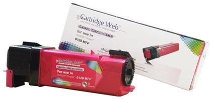 Toner Cartridge Web Magenta  Xerox 6128 zamiennik 106R01457