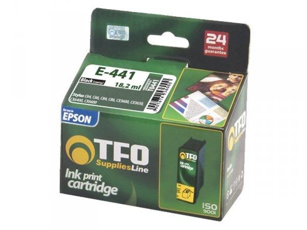 Tusz TFO E-441 zamiennik do Epson  T0441 Black