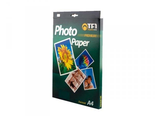 Papier foto TFO A4 / 120g / 20 ark / wysoki połysk samoprzylepny