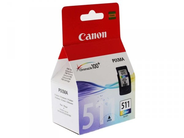 Tusz Canon CL-511 Color