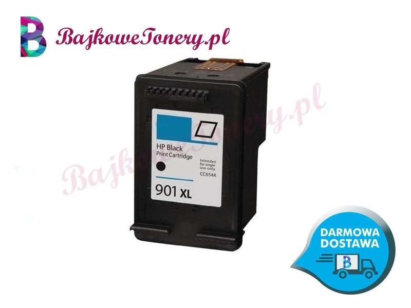 HP 56 CZARNY C6656AE Zabrze www.bajkowetonery.pl