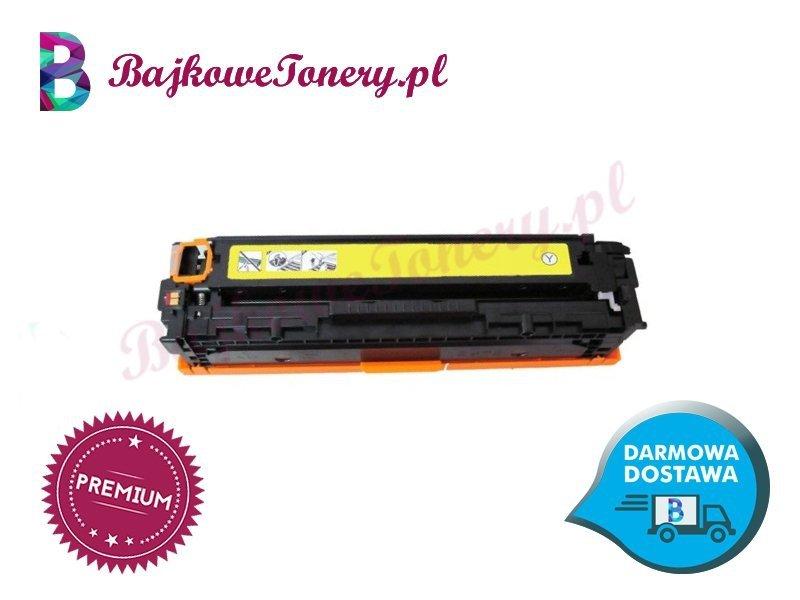 Toner premium zamiennik do canon crg716y, żółty, lbp 5050, mf5050n