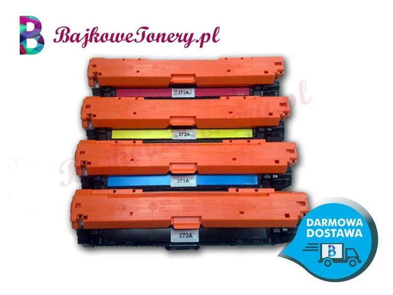 Toner HP CE272A Zabrze www.BajkoweTonery.pl