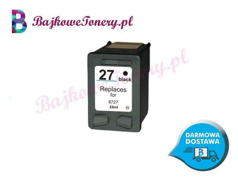 Tusz HP 27 C8727AE Zabrze www.BajkoweTonery.pl