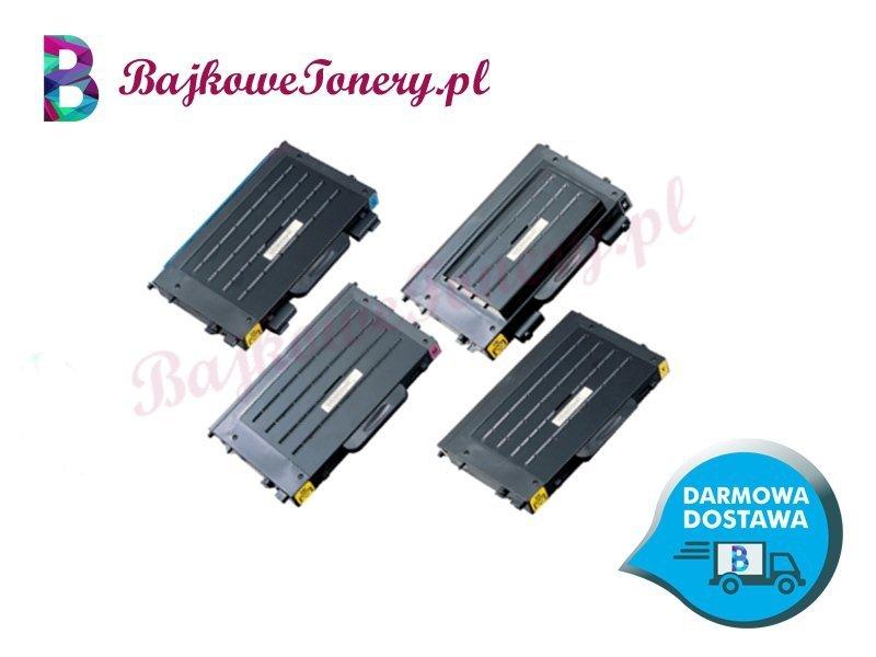 Toner Samsung CLP-510D5C Zabrze www.BajkoweTonery.pl