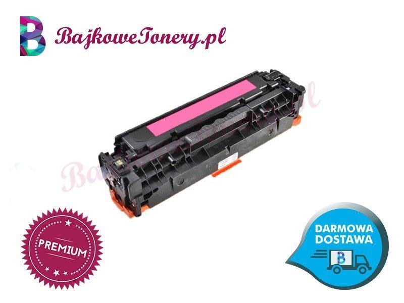 Toner premium zamiennik do canon crg718m, czerwony, lbp7200cdn, mf8380cdw