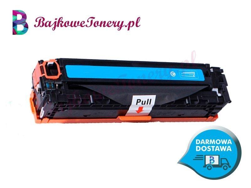 Toner zamiennik HP CE321A Zabrze www.bajkowetonery.pl