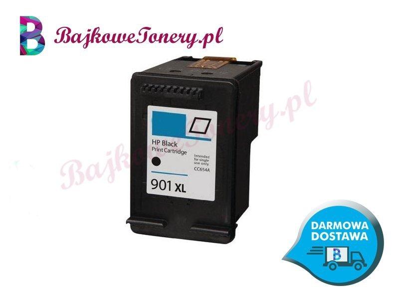 HP 901XL KOLOR CC656AE Zabrze www.bajkowetonery.pl