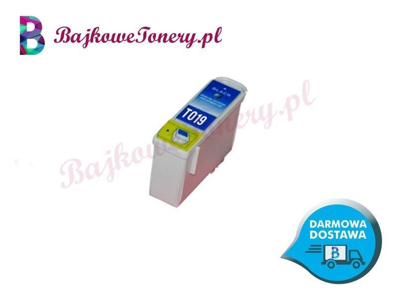 Epson T019 BK Zabrze www.bajkowetonery.pl
