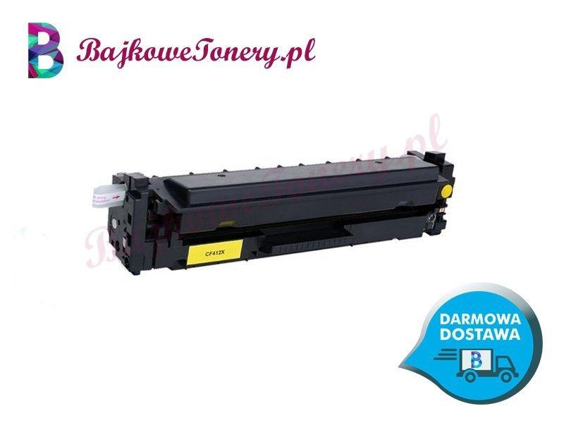 TONER HP CF412X Zabrze www.BajkoweTonery.pl