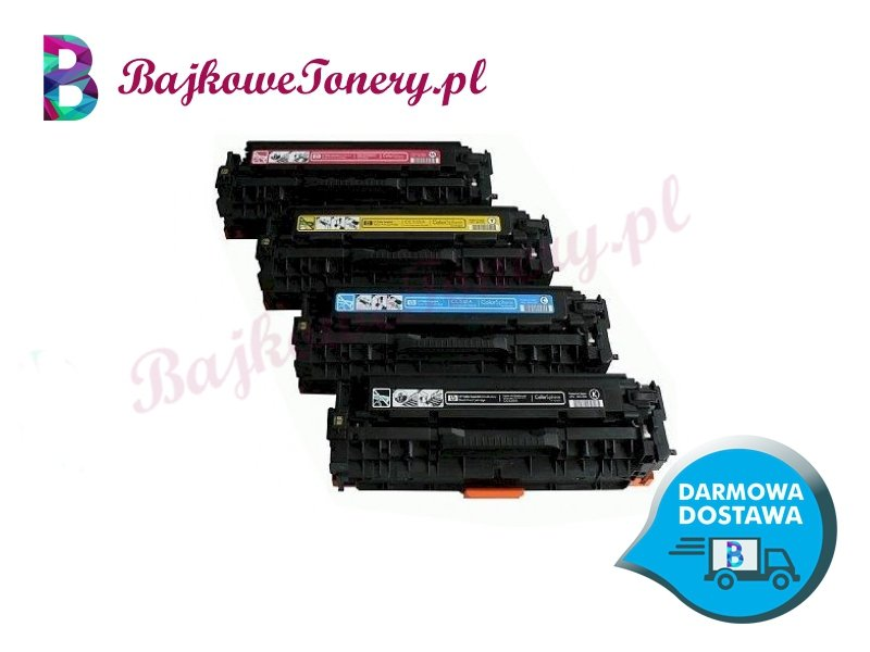 Toner premium zamiennik do hp cc530a, 30a, czarny, cp2025, cm2320