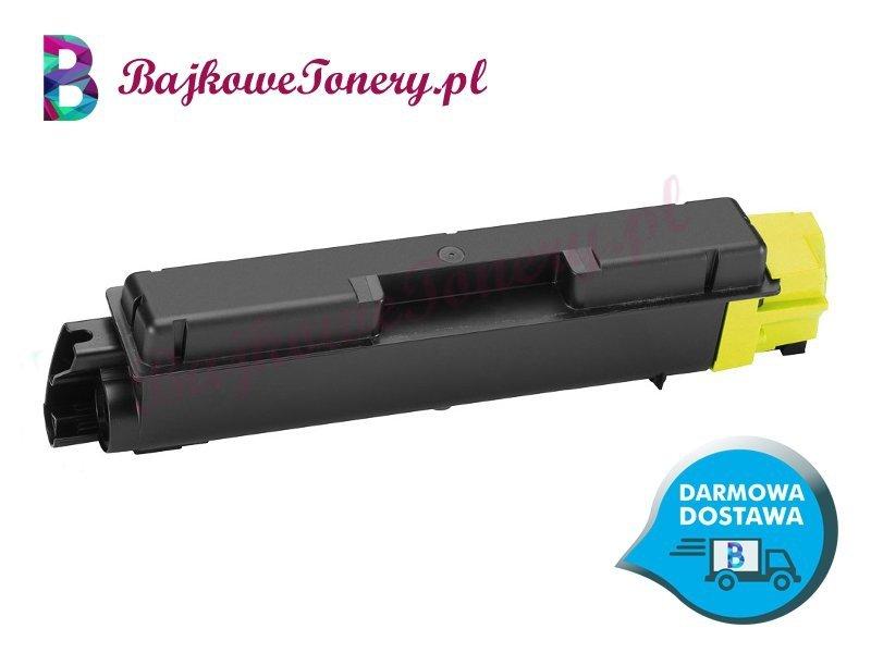 Toner Kyocera TK-580Y Zabrze www.BajkoweTonery.pl