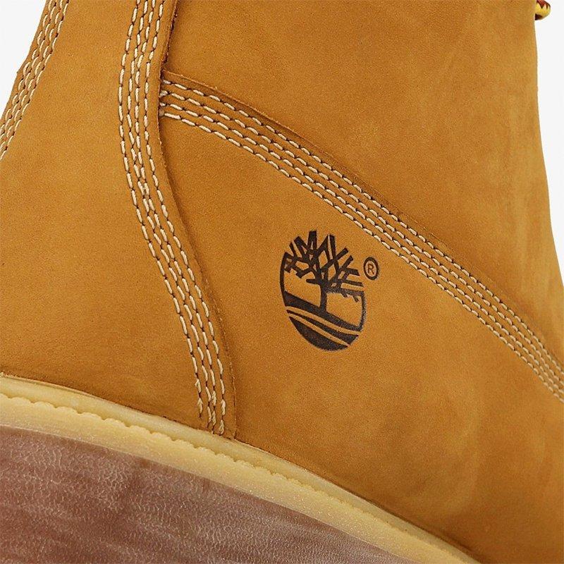 Buty Timberland Classic Premium 6 IN zimowe miodowe