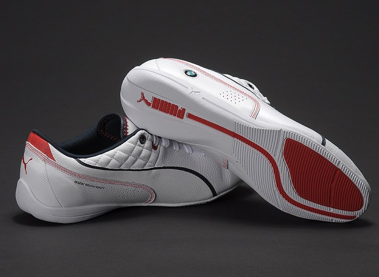 PUMA BUTY BMW MS DRIFT CAT 6 LEATHER 305257 02