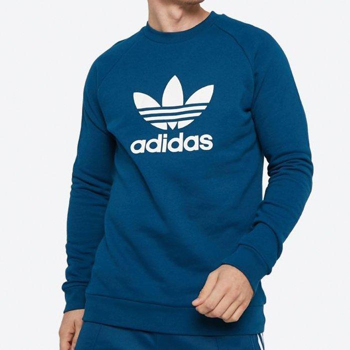adidas bluza męska 3foil crew