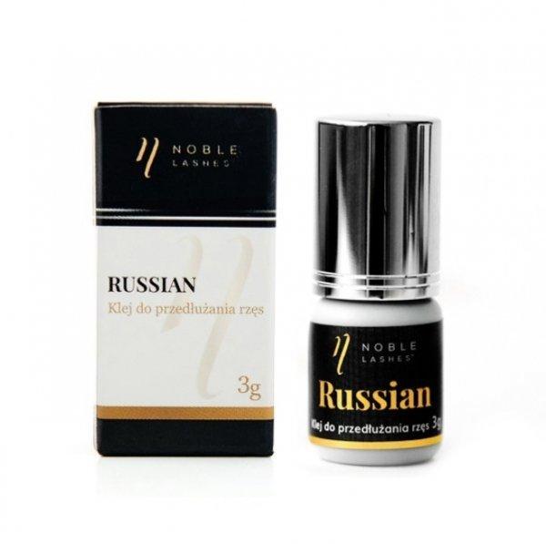 Klej do rzęs Russian 3g