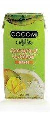 COCOMI bio woda kokosowa MANGO 330ml