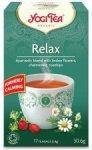 YOGI TEA bio herbata funkcjonalna RELAX 17szt
