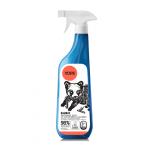 Naturalny płyn do czyszczenia łazienki Bambus 750