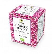 ECOBLIK bio herbata saszetki KRÓLEWSKA 20szt