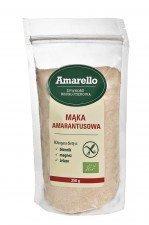 AMARELLO bio bezglutenowa mąka SUROWA 350g