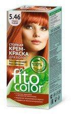 FITOCOLOR farba do włosów 5.46 MIEDZIANO RUDY